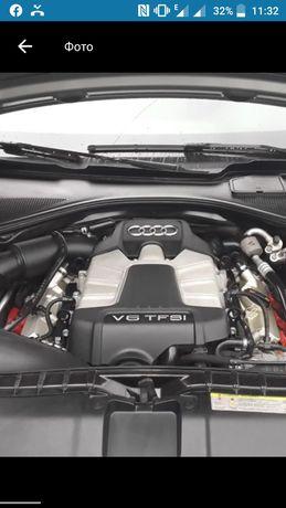 Продам двигун ауді 3.0 TFSI Q7 A6