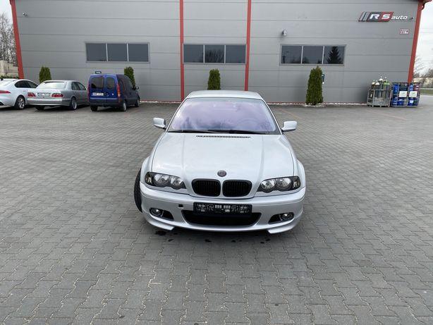 BMW E46 cupe 2.2 170KM szwajcaria
