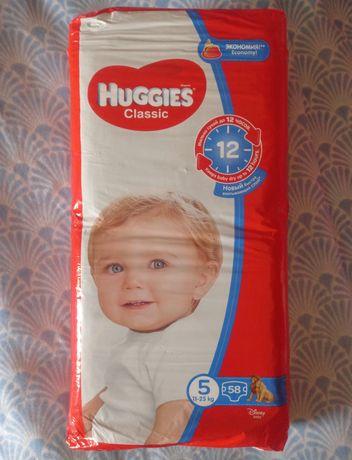 Супер цена! Подгузники Huggies Classic 5.