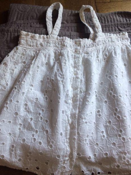 Легенька літня блуза кофта для дівчинки 7-8 років Plase