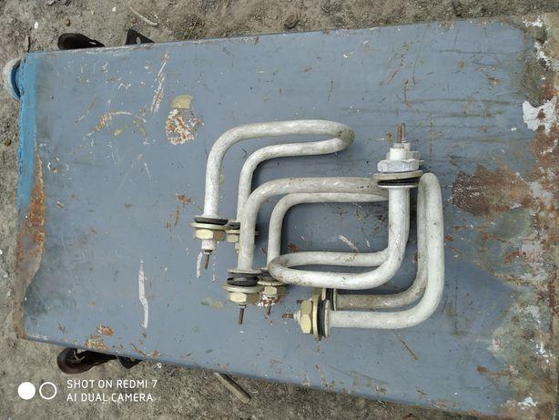 4 Тена водонагревательны.