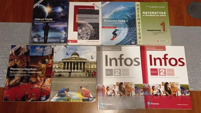 Podręczniki klasa I i II