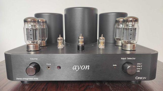 Ayon Orion wzmacniacz lampowy najlepsza 1 generacja Austria