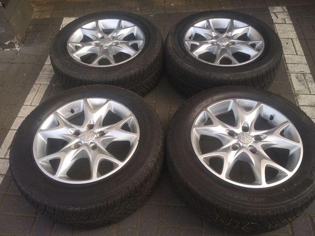 Felgi aluminiowe AEZ 8.5x18 5x130 ET 48 71.5 mm