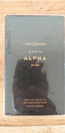 Woda perfumowana Alpha dla niego od avon