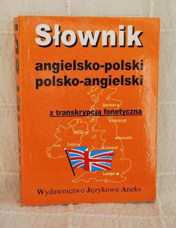 Słownik kieszonkowy angielsko-polski, polsko-angielski Aneks