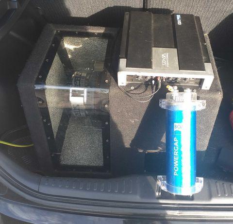 Tuba+wzmacniacz+kondensator
