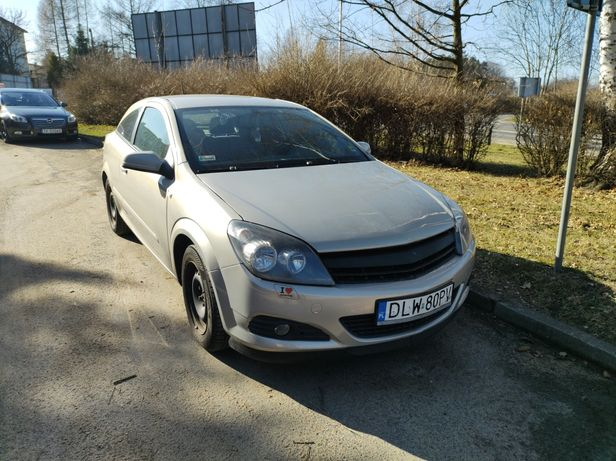 Opel Astra h 1.6 + gaz sekwencja