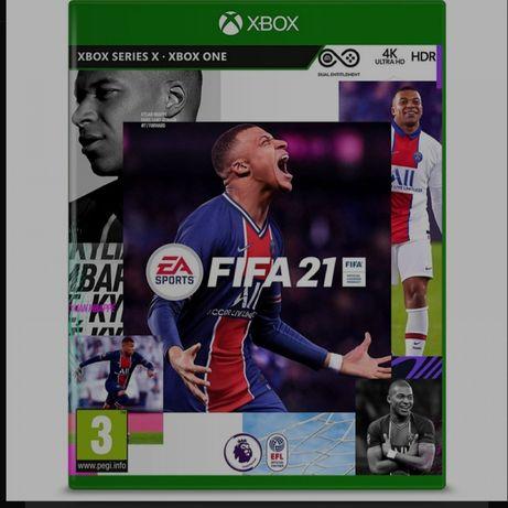 FIFA 21 Xbox Série S E X