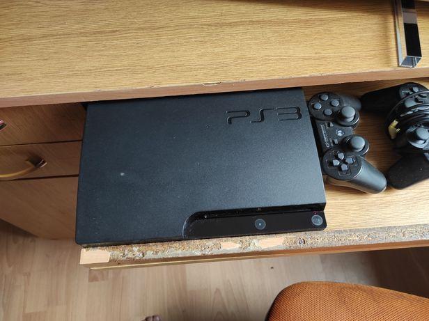 PS3 na sprzedaż 250 zł z jednym padem
