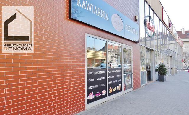 Lokal usługowo handlowy przy ul. Marcelinskiej