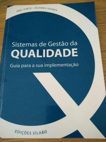 Livro Sistema de Gestão da qualidade
