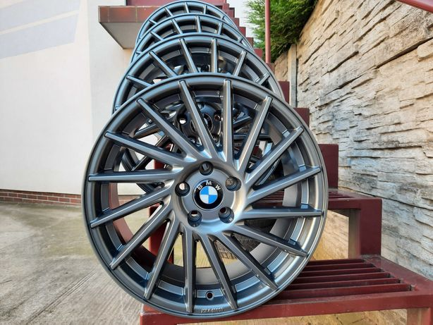Alufelgi 18 BMW 5x112 3 5 X2 X4 X5 G30 G20 G44 F40 G46 KESKIN KT17