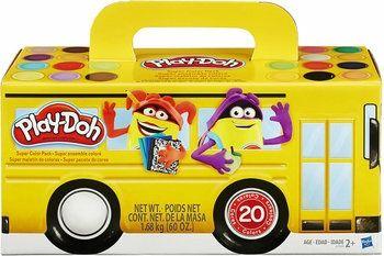 Zestaw Ciastolina Play doh Autobus