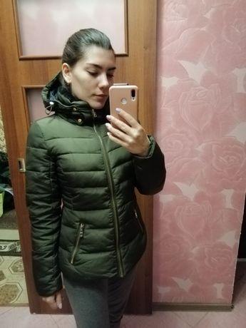 Тёплая куртка Colins
