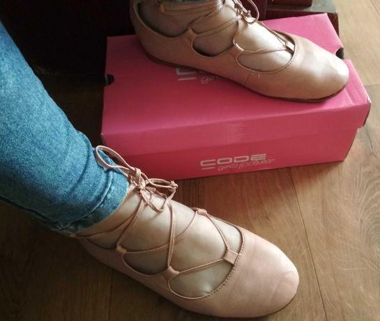 Балетки туфлі CODE 35р, 21.5 см.