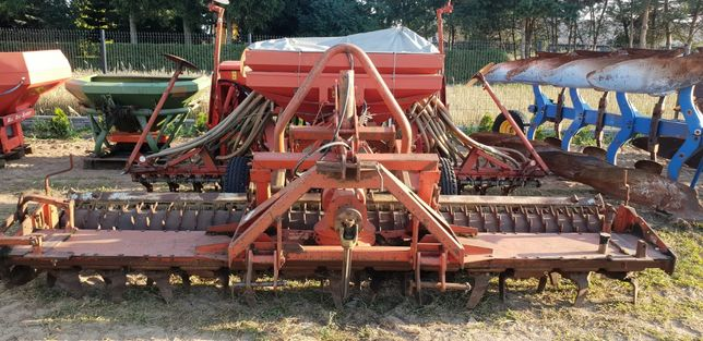Agregat uprawowo-siewny Kuhn HR4000