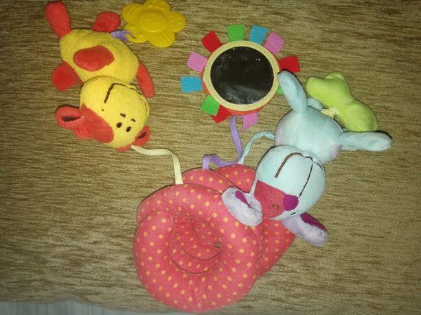 Спиралька игрушка ElC