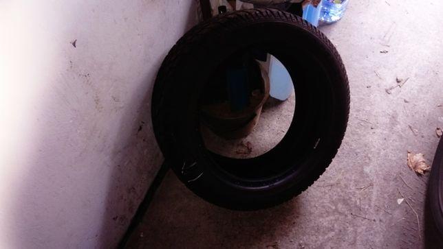opony zimowe KELLY 4 szt. 205/55/16 2009r. 5-6 mm dobre