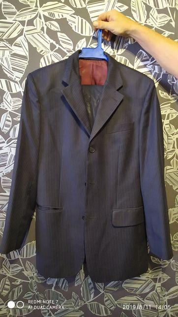 Школьные костюм темно синий