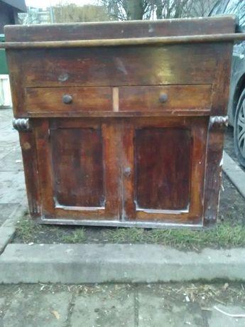 Stara szafka do renowacji