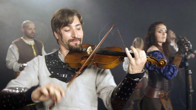 Нужен скрипач в фолк-рок группу