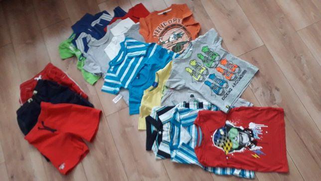 Letnia zestaw ubrań