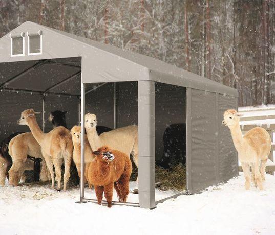 4x6x2m Namiot całoroczny mocny hala rolnicza przemysłowa handlowa