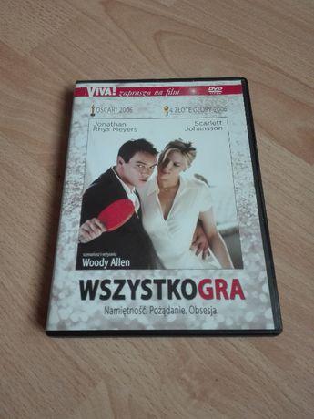 """""""Wszystko gra"""" DVD"""