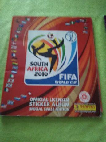 Cadernetas de futebol