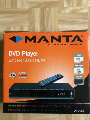 Odtwarzacz MANTA DVD065