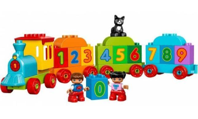 Конструктор LEGO DUPLO Поезд