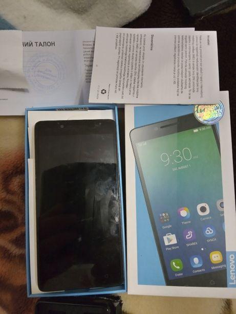 Мобильный телефон Lenovo A6010. Хорошее состояние.