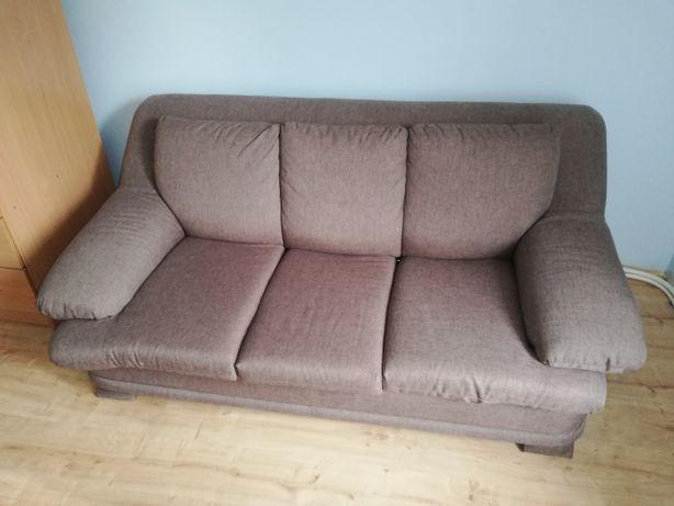 Sprzedam sofę z możliwością spania