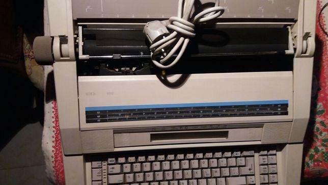 Maquina escrever electrica impecavel