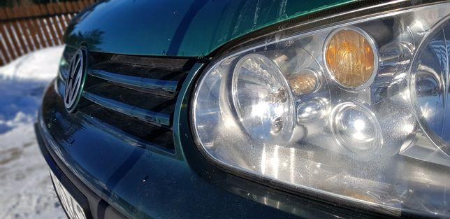 Volkswagen Golf IV LPG klimatronic do negocjacji