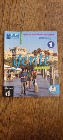 Gente Nueva Edition, A1-A2, podręcznik do nauki hiszpańskiego