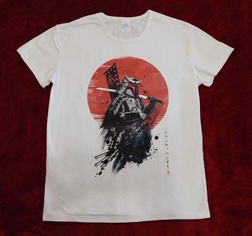 Футболка самурай