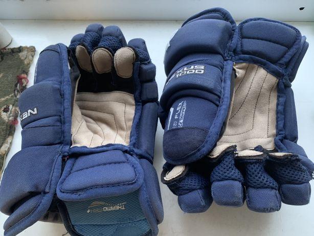 Краги хокеейные, перчатки хоккейные Bauer