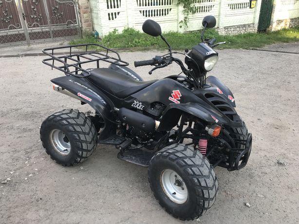 Квадроцикел 200cc