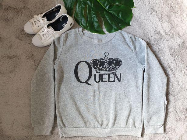Bluza Queen rozmiar XL L M królowa
