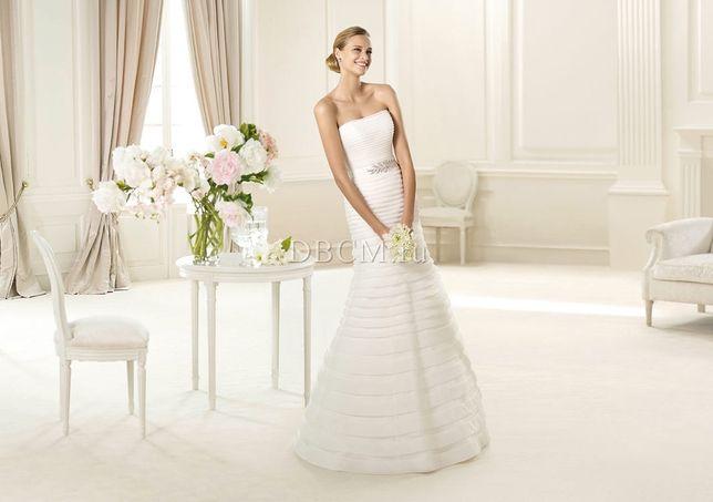 Идеальное Свадебное платье премиум класса. Pronovias. Размер 34/XS/42