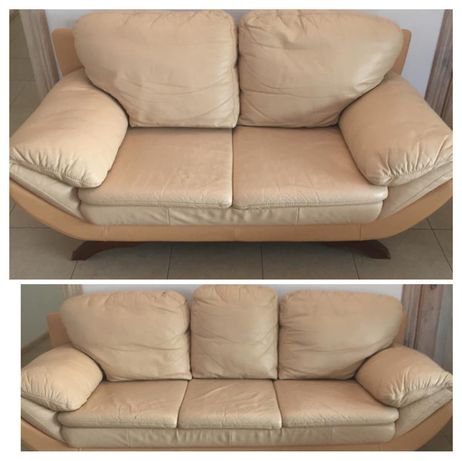 Kanapa sofa kler beż