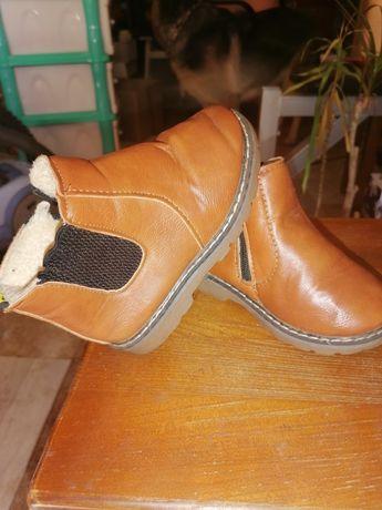 Деми ботинки 27 размера