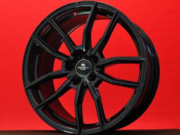 Czarne felgi R20 5x112 SKODA Superb Vw Touareg 3 III Audi A7 S7 A5 S5