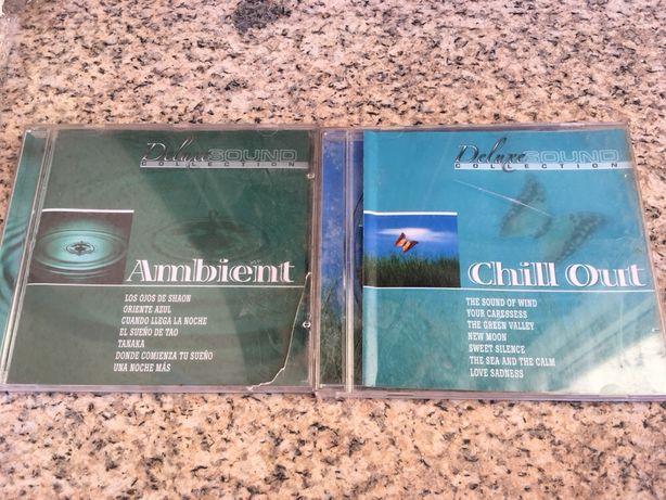 Deluxe sound collection Ambient e Chile Out