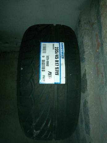 Шина Toyo Ptoxes TR1 235/45 R17 97w XL