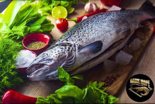 Рыба свежая: калкан, пелингас, журалка, бычок, катран,скат...