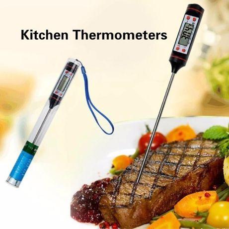 Пищевой термометр для еды продуктов