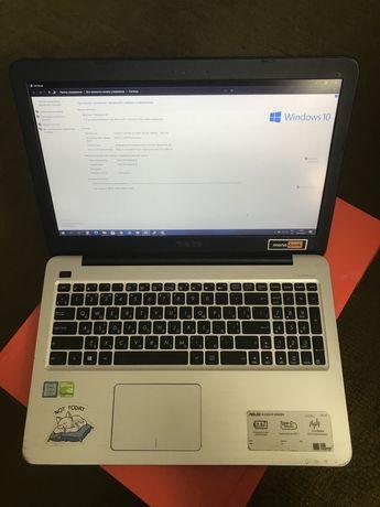 Ноутбук Asus x556u i3-7100u / RAM 8ГБ / 1000ГБ / Nvidia Geforce 940mx